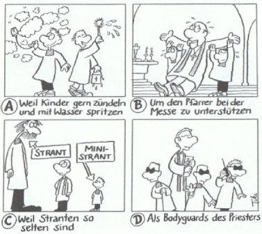 Quelle:  Buch ,,Anker und Fische'' (Seite 11) , Werner Tiki Küstenmacher, aus dem Claudius Verlag